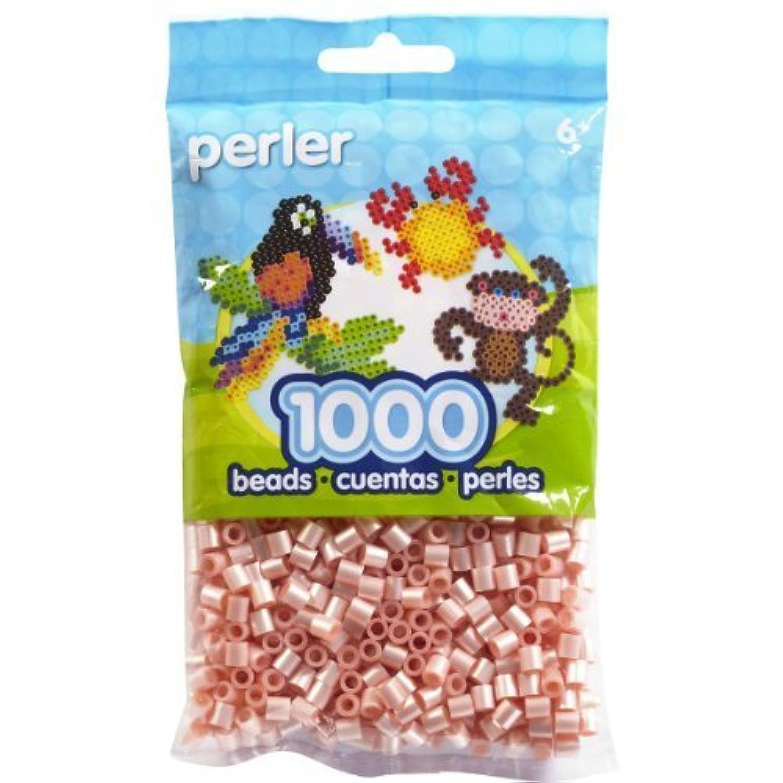 Perler Beads Bag, Pearl Light Pink, 1000 Count by Perler Beads [並行輸入品]