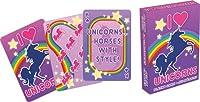 I Heart Unicorns Playing Cards Deck 52 Magical Unicorn