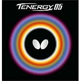 バタフライ(Butterfly) 卓球ラバー テナジー・05 ブラック 厚 05800