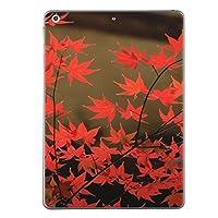 第2世代 第3世代 第4世代 iPad 共通 スキンシール apple アップル アイパッド A1395 A1396 A1397 A1416 A1430 A1403 A1458 A1459 A1460 タブレット tablet シール ステッカー ケース 保護シール 背面 人気 単品 おしゃれ フラワー 秋 もみじ 風景 紅葉 000139