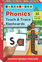 Phonics Touch & Trace Flashcards (Letterland Phonics)