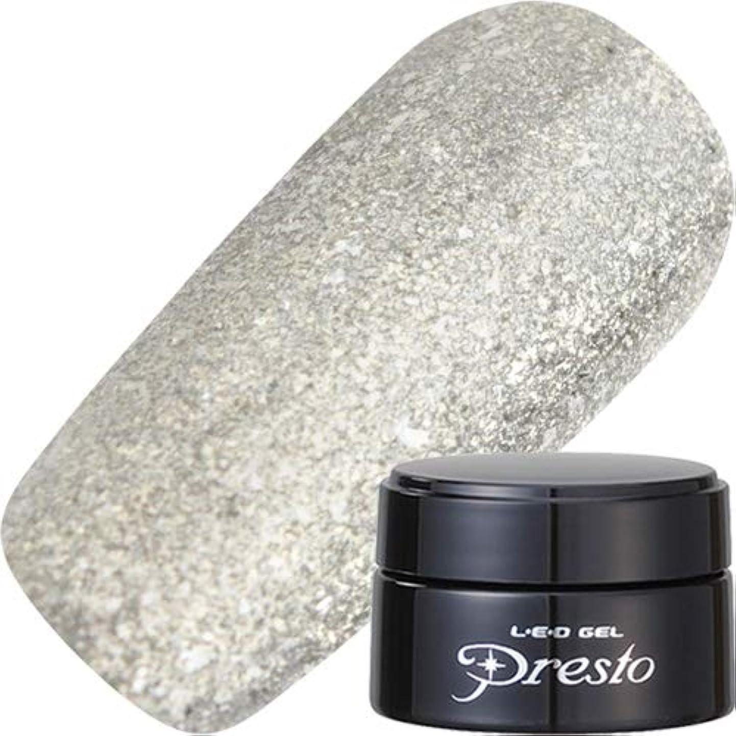 石鹸フラッシュのように素早く用量presto カラージェル 276 2.7g UV/LED対応
