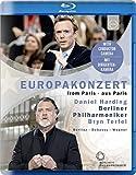 ヨーロッパコンサート・フロム・パリ 2019 (Europakonzert from Paris ~ Berlioz   Debussy   Wagner / Daniel Harding   Berliner Philharmoniker   Bryn Terfel) [Blu-ray] [Import] [日本語帯・解説付]