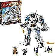 LEGO 71738 Zane's Titan Mech Ba