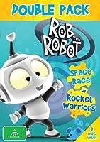 Rob The Robot: Space Race/Rocket Warriors 2-DVD Set [ NON-USA FORMAT PAL Reg.0 Import - Australia ] [並行輸入品]