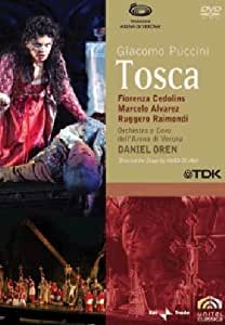 Puccin: Tosca [DVD] [Import]