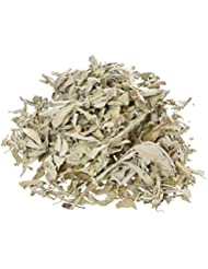 カリフォルニアホワイトセージスマッジLooseクラスタリーフ、IncenseバルクDried Leaf、セージSmudgeバンドル(サンプル1 / 2オンスまたは1ポンド) 1 POUND NMRLWSP2