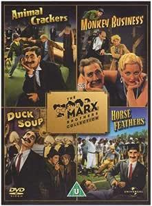 The Marx Brothers Box Set [Import anglais]