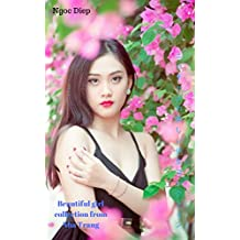 Beautiful girl collection from nha Trang - NGOC DIEP (Japanese Edition)
