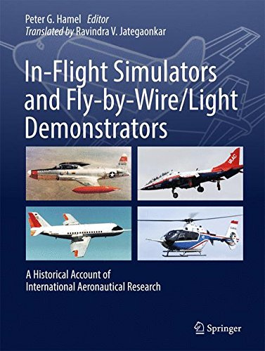 In-Flight Simulators and Fly-by-Wire/Light Demonstrators: A Historical Account of International Aeronautical Research