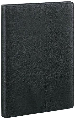 キーワード スリムサイズ A5システム手帳 リング15mm JWA5001 B [ブラック]