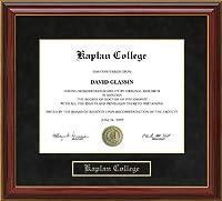 大学卒業証書Kaplanフレーム tx-kaplan-91-maho