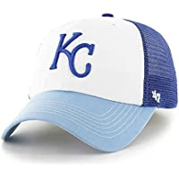メンズ47ブランドMcKinley Kansas City Royals Fitted Hat