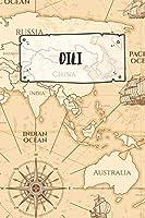 Dili: Liniertes Reisetagebuch Notizbuch oder Reise Notizheft liniert - Reisen Journal fuer Maenner und Frauen mit Linien