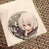 ☆ゾンビランドサガ キャラ 缶バッジ コレクション 紺野純子 ☆