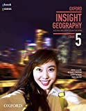 Cover of Oxford Insight Geography AC for NSW Stage 5 Student book + obook assess