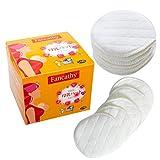 母乳パッド 母乳パッド セット 竹繊維布製母乳パッド フィットアップ 授乳用パッド 洗濯可能 通気 抗菌 肌に優しい 母乳パッド セット (10枚)