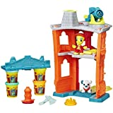 Play-Doh Town Firehouse [並行輸入品]