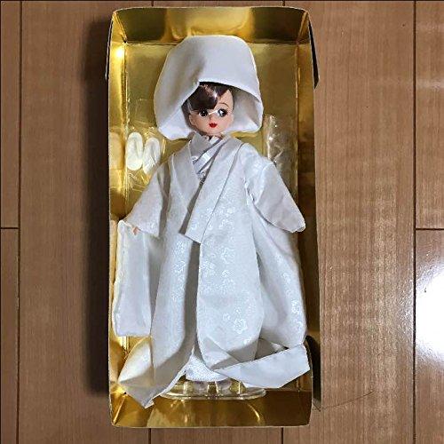 타카라50주년 기념품 신부 리카짱 시로무쿠-