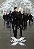 シネマUSEDパンフレット『X-MEN2』☆映画中古パンフレット通販☆