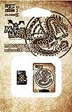 MONSTER HUNTER microSDHCカード+SDアダプターセット『モンスターハンター 紋章microSDHCカード(16GB、CLASS10)+SDアダプターセット』