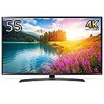 LG 55V型 4K対応 液晶 テレビ HDR対応 IPS4Kパネル スリムボディ Wi-Fi内蔵 UJ630Aシリーズ 55UJ630A