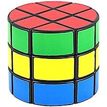 Baidecor Cylinder Cube Puzzle 3 Layers