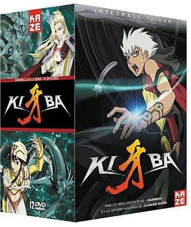 牙 -KIBA- コンプリート DVD-BOX (全51話, 1275分) アニプレックス アニメ [DVD] [Import] [PAL, 再生環境をご確認ください]