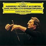 ムソルグスキー:組曲「展覧会の絵」(ラヴェル編)/ラヴェル:組曲「マ・メール・ロワ」、スペイン狂詩曲