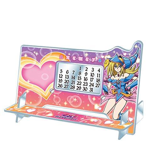 遊☆戯☆王 デュエルモンスターズ ブラックマジシャンガール 千年カレンダー
