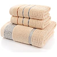 高品質バスタオル タオルセット 綿100% 3枚セット やわらか 優しい肌触り 瞬間吸水 速乾 白いコットン プレゼントパッキン