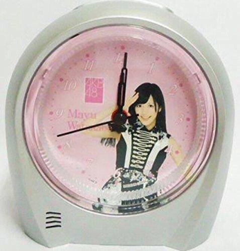 AKB48 渡辺麻友 音声入り 目覚まし時計 Vol.1