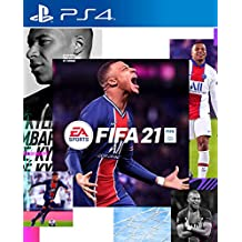 FIFA 21, Standard Edition, PlayStation 4