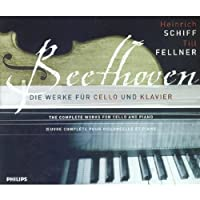 Beethoven;Cello and Piano