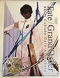 FGO Fate grand order セガ コラボカフェ クリアファイル アルジュナ