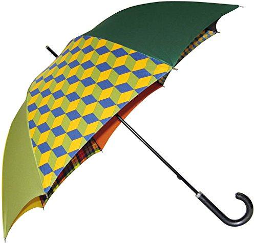 プラスリング デザイン傘 60cm 手開き式 coco type-453