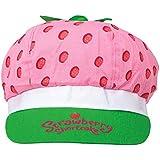 Amscan Pretty Strawberry Shortcake Birthdayパーティーデラックス生地帽子ウェアラブルAccessory Favor1ピース、5 1 / 2