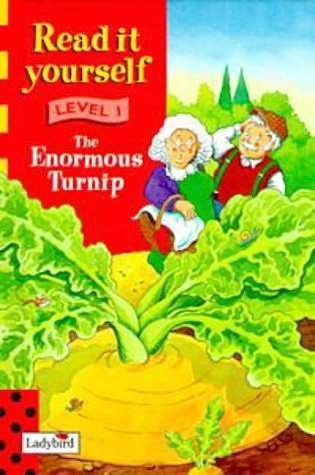 Level one: The Enormous Turnip (Read It Yourself Level 1)の詳細を見る