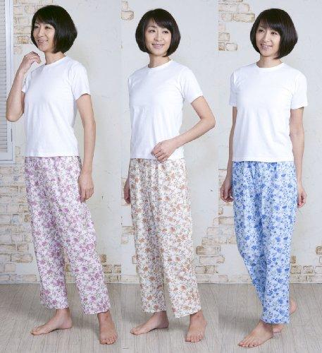 欲しかった パジャマ の下 3色組 (LLサイズ)...