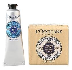 ロクシタン(L'OCCITANE)  シア ナンバーワンキット