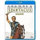 スパルタカス 【Blu-ray ベスト・ライブラリー100】