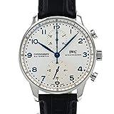 IWC ポルトギーゼ クロノグラフ IW371446 中古 腕時計 メンズ (W183226) [並行輸入品]