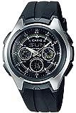 [カシオ] 腕時計 カシオ コレクション AQ-163W-1B1JH メンズ ブラック