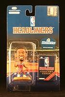 JUWAN HOWARD / WASHINGTON BULLETS * 3 INCH * 1996 NBA Headliners Basketball Collector Figure