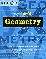 Geometry: Grade 6-8 (Kumon Math Workbooks)