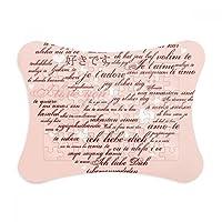ピンクホワイトハート型バレンタイン用紙カードゲームパズルフレームジグソーホーム装飾ギフト