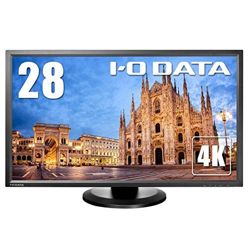 I-O DATA モニター ディスプレイ 28型 LCD-M4...