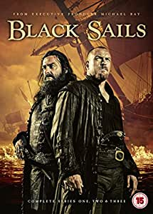 Black Sails Season 1-3 [DVD] [Import]