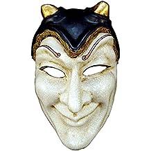 Magic of Venezia Venetian Full Face Mask Volto Diavolo for Men
