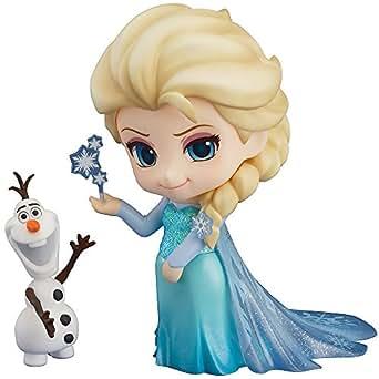 ねんどろいど アナと雪の女王 エルサ ノンスケール ABS&ATBC-PVC製 塗装済み可動フィギュア